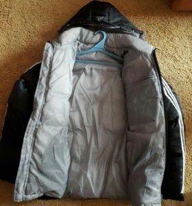 Куртка новая демисезон р.48