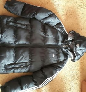 Куртка двухстороняя новая р.48