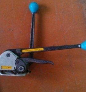 Устройство для обвязки лентой м4к-10