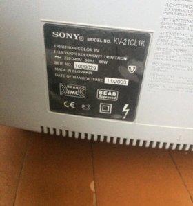 Телевизор Sony trinitron KV-21CL1K