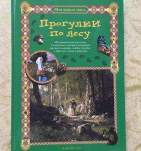 Книга Прогулки по лесу