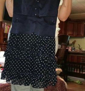 Платье новое 44р