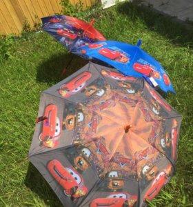 Зонты детские автоматические