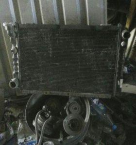 Радиатор. ГАЗ 3102