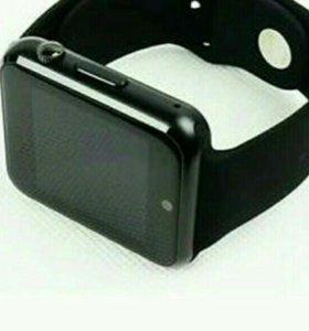 Умные часы smart watch G11 черные