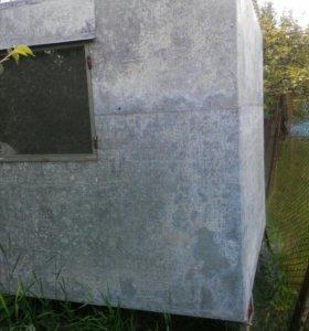 Домик пчеловода для легк.авто,новый