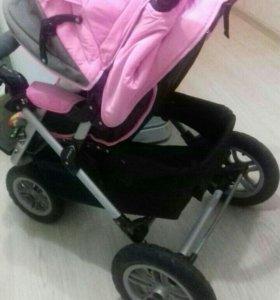 Прогулочная коляска Capella S-901+ПОДАРОК