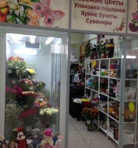 Продаю готовый бизнес-Салон цветов