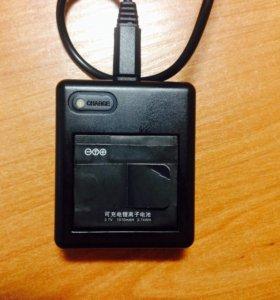Зарядное устройство для экшен камеры xiaomi yi
