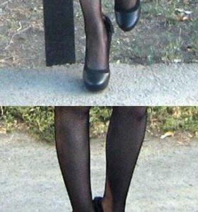 Туфли,экокожа