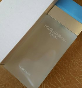 Dolce gabbana light blue 100 ml