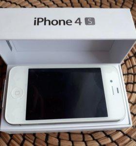 Мобильный телефон iPhone 4s 16GB