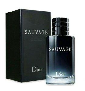 Dior Sauvage, мужской парфюм.
