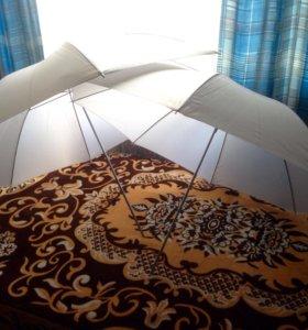 Студийные зонты