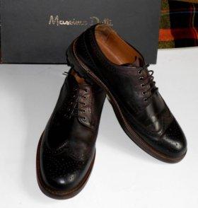 Мужские стильные туфли от Massimo Dutti