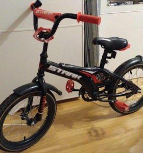 Велосипед Stark Tanuki 16 Boy