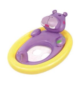 Круг для плавания для детей от 1 года до 3-х