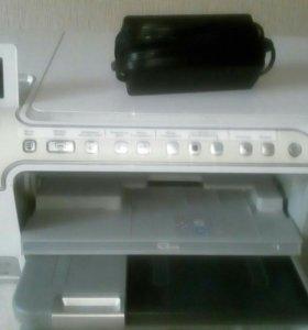 МФУ HP Photosmart C 5283