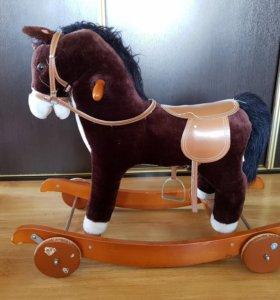 Лошадка качалька