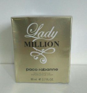 "Пробник Paco Rabanne ""Lady Million"""