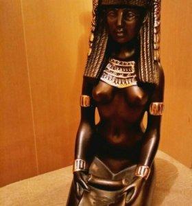 Клеопатра. (Египтянка) Статуэтка