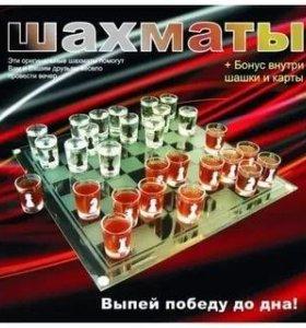 "Игра ""Пьяные шахматы"""