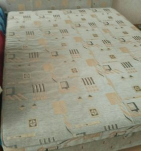 Двуспальная кровать 160*200, с ящиком для хранения