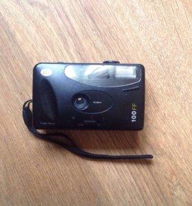 Фотоаппарат плёночный рабочий