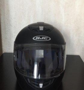 Шлем мото. Мото шлем HJC
