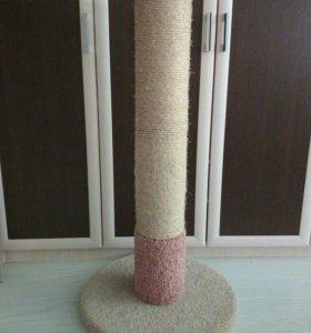 Когтеточка столбик 115 см.