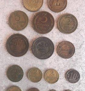 Монеты оптом