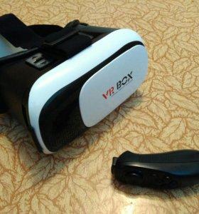 VR очки для телефона с пультом