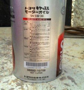 Масло моторное Toyota 5w30