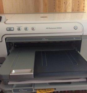 Принтер с фотопечатью