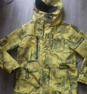 Куртка сноубордическая горнолыжная