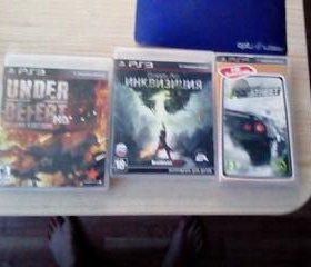 Игры для PS3 и PSP