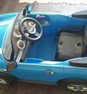 Детский электромобиль Mini Cooper 05W446EQ
