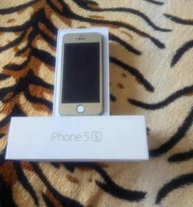 iPhone 5s ,Gold,16 gb
