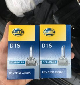 Лампочки d1s