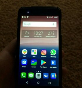 Alcatel one touch idol3