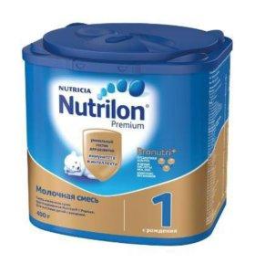 Детское питание нутрилон