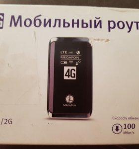 Мобильный 4G-роутер Мегафон