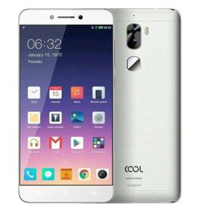 LeEco Cool1 4/32GB silver Snap 652 2камеры 4000mAh