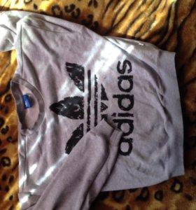 Толстовка оригинальная Adidas