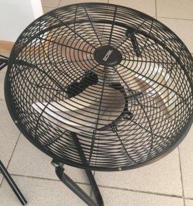 Вентилятор напольный BORK б/у