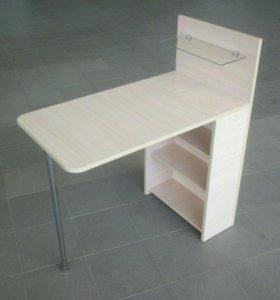 Маникюрный стол Compact, новый, складной