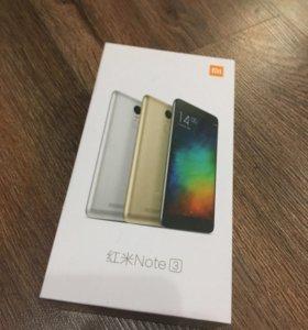 Xiaomi note 3 pro (16gb)