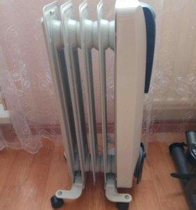 Масляный радиатор, обогреватель