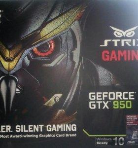 GeForce GTX 950 Gaming Strix