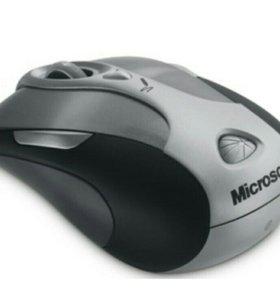 Мышь беспроводная Microsoft Wireless Notebook Pres